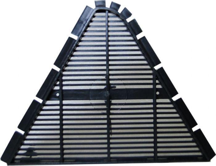 Placa de Ventilação telha Canalete 49