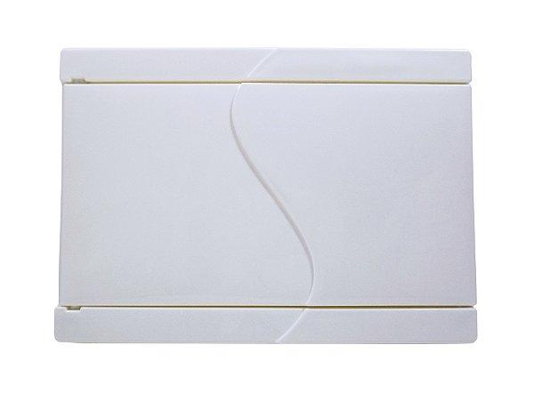 Caixa de Disjuntores 12X16 - Sândalo
