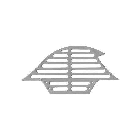 Passarinheira Individual Americana cinza com pregos para fixação - 25 unid. - Sândalo
