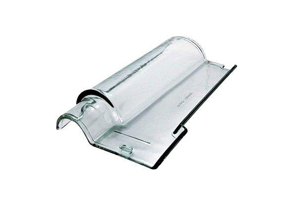 Telha de vidro Portuguesa Lisa - Ibravir ***Não fazemos entrega
