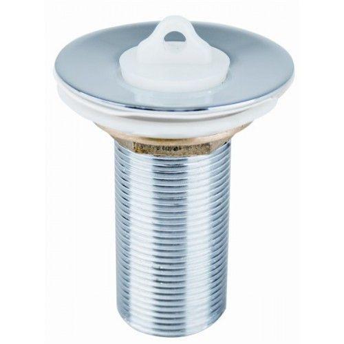 Válvula para Lavatório de Metal com tampa