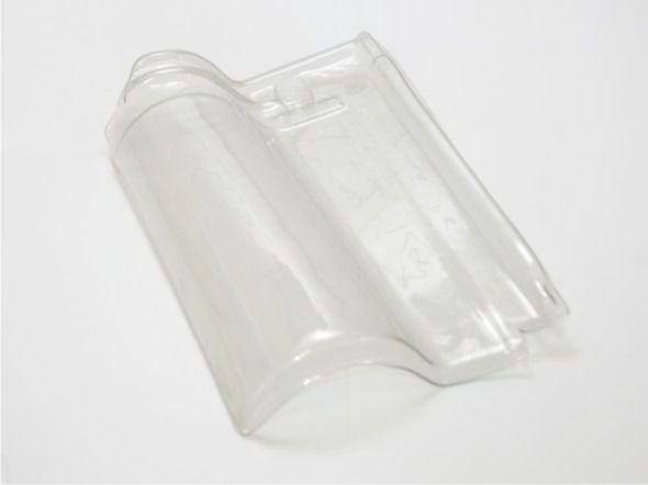 Telha Transparente Mediterrânea M14 Pet Thermo