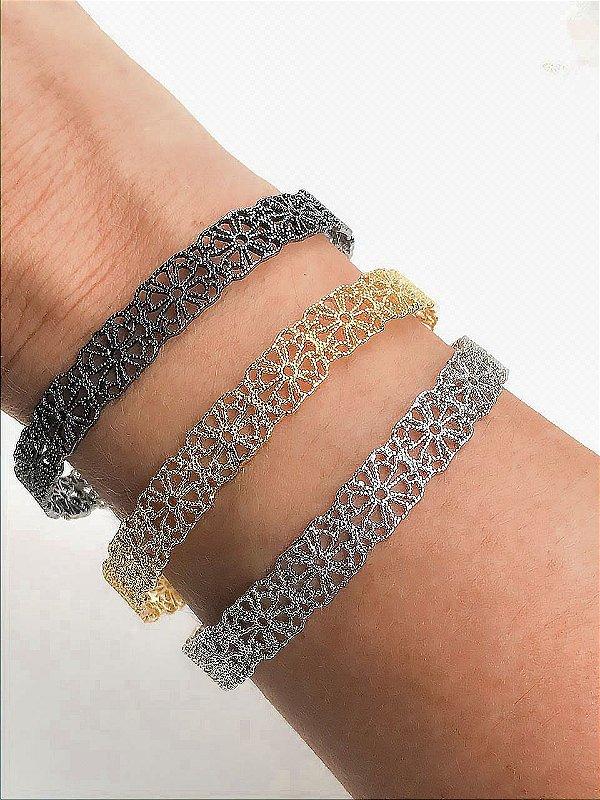 Bracelete Flores
