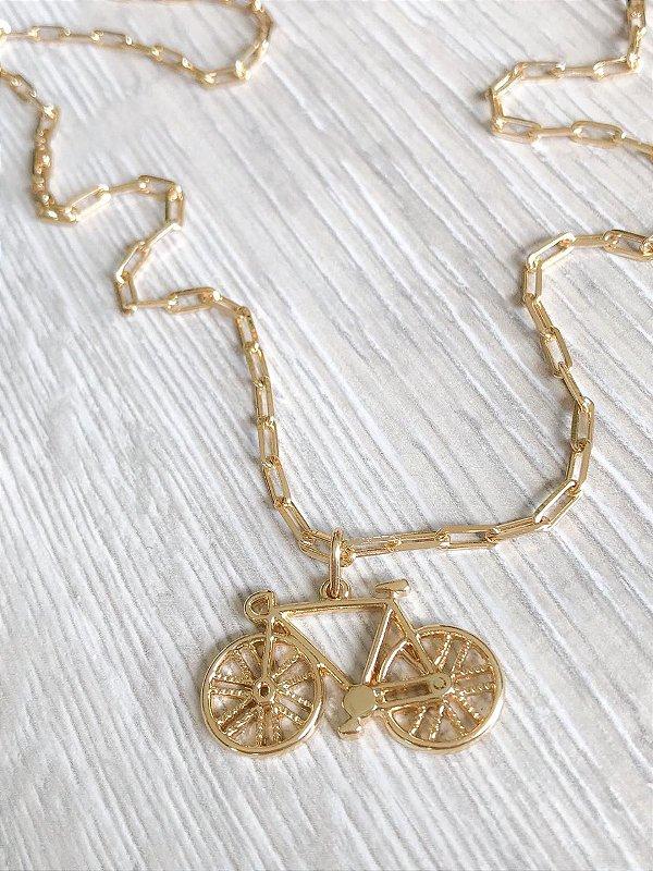 Colar Bike Masculino