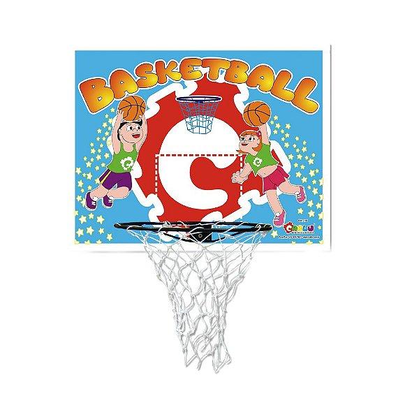 Tabela de basketball em MDF - PVC enc.