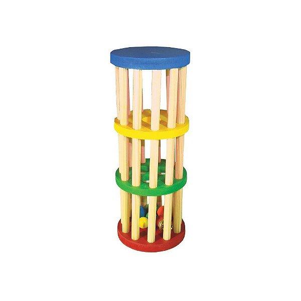Rola rola - Madeira - PVC enc.