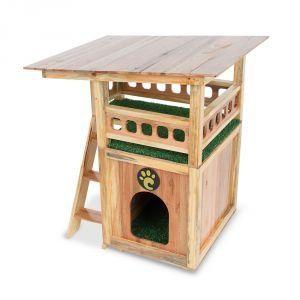 Carlu Pet House - Adventure