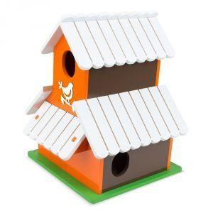 Carlu Pet House - Casinha De Cuco Sobrado