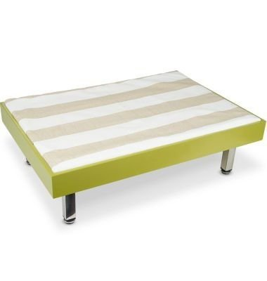 Carlu Pet House - Cama Luxury Bed Dourado