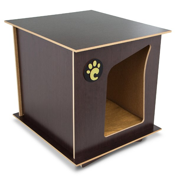 Carlu Pet House - Square