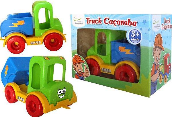 Truck Caçamba – Caminhao em plastico
