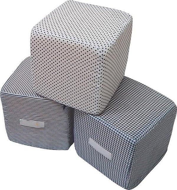 Cubo Percepçao Visual