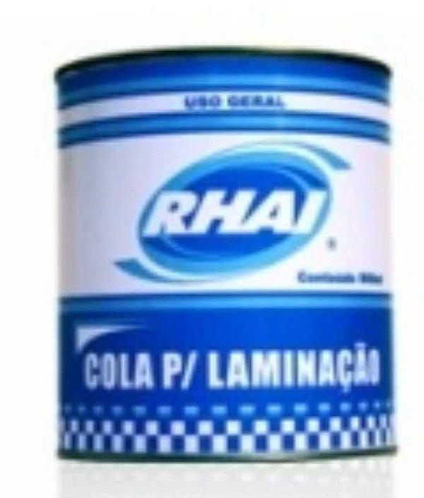 Cola Para Laminação C/ Catalisador 900Ml - Rhai