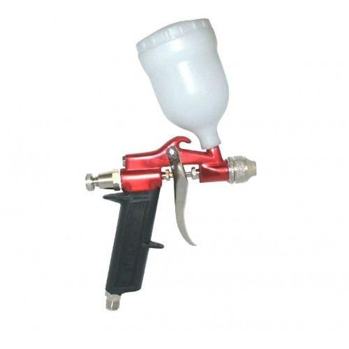 Pistola para pintura com caneca plástica tipo gravidade 5 Plus ARPREX