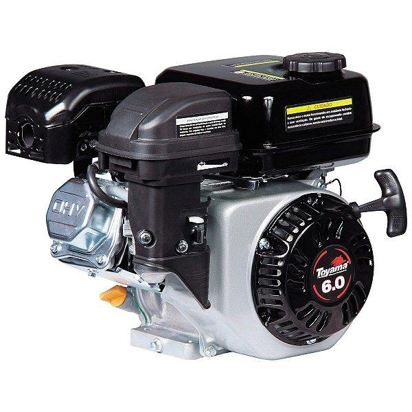 Motor A Gasolina 6,0 Hp 4 Tempos Ohv Tf60fx2 Toyama