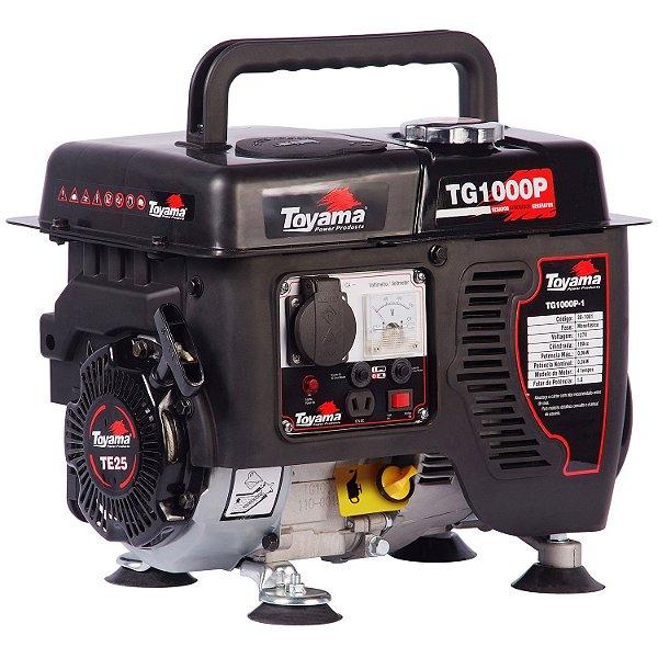 Gerador De Energia A Gasolina 2800w Tg3800cx Toyama