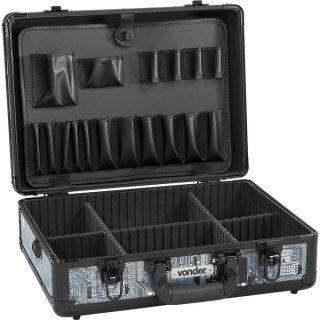 Maleta para ferramentas profissional MFV 313 Vonder