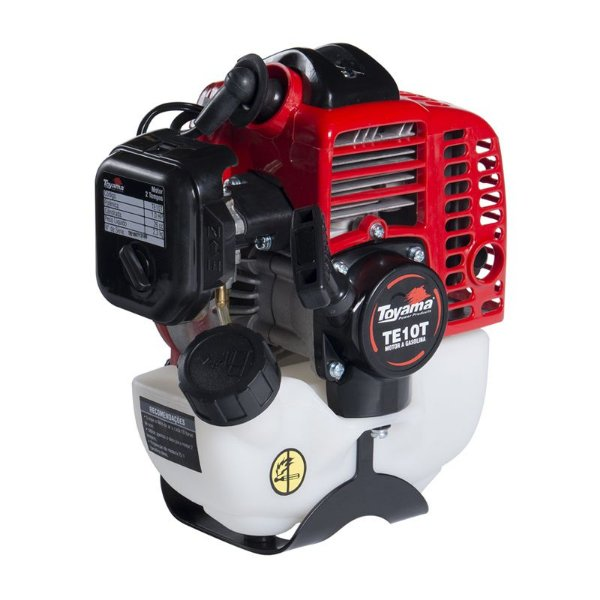Motor Gasolina P/ Roçadeira E Derriçadeira 2t Te10t - Toyama