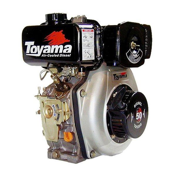 Motor A Diesel 4,7 Hp Td50fs Toyama