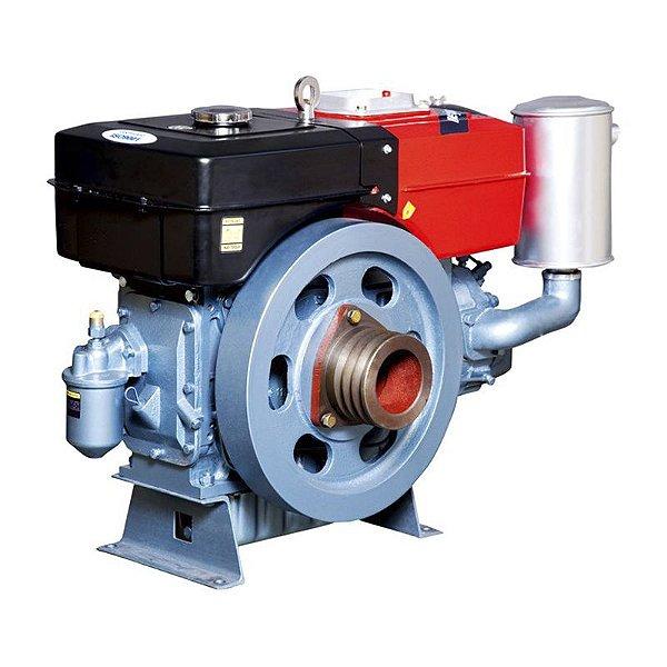Motor Diesel Tdw18de2 903cc 16hp Part Elétrica Toyama