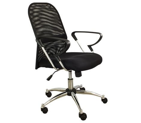 Cadeira Diretor Silver Pel-6052 Pelegrin