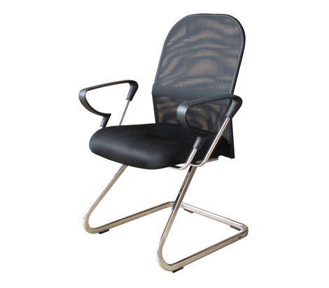 Cadeira Interlocutor Silver Pel-8036 Pelegrin