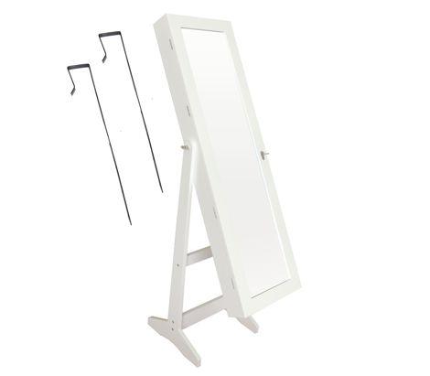 Espelho Armário Porta Jóias W6003 Pelegrin