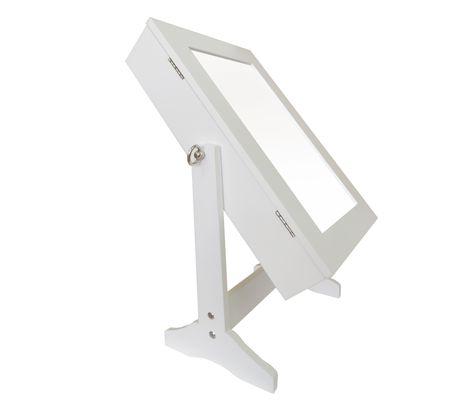 Espelho Armário Porta Jóias W6010s - Pelegrin