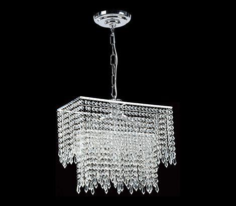 Lustre Finesse Pel-006 Adornos Cristal - Pelegrin