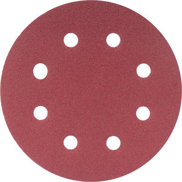 Disco De Lixa Com 180mm Grão 180 P/ Lixadeira Lpv 750 Vonder
