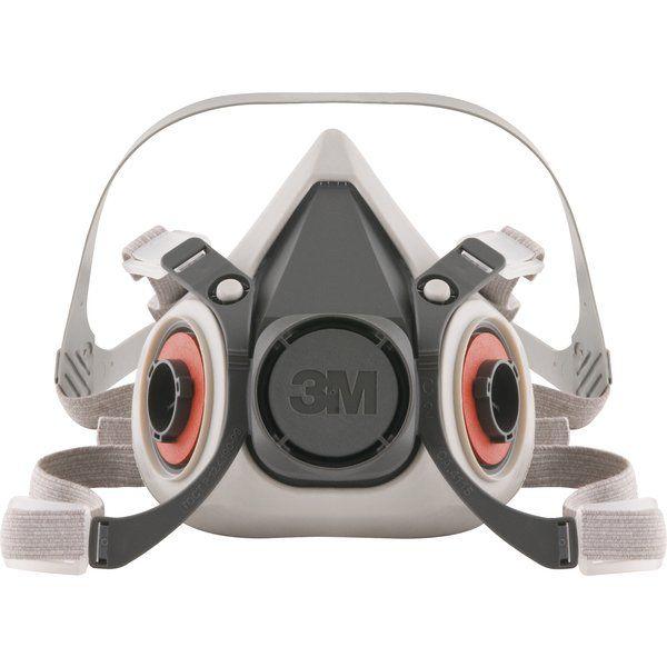 Respirador Semifacial Pequeno 6100 3M