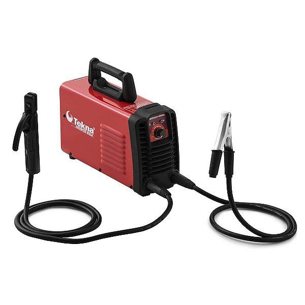 Máquina De Solda Inverter Weld 200a 220v Mono Tw200i-mma Tekna