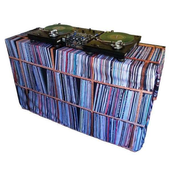 Capa Multiuso Vinyl Collection com ilhoses 240x140cm