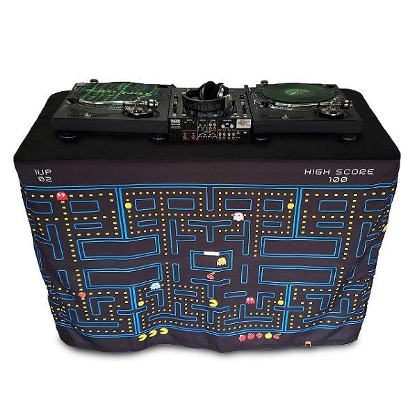 Capa para mesa dobrável Envelope Pacman P - 122x61x84cm