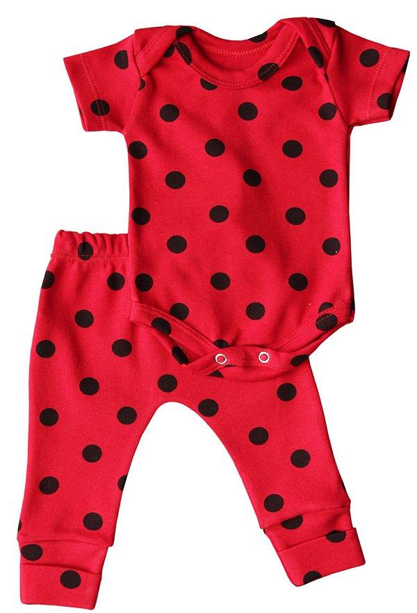 Conjunto Ladybug