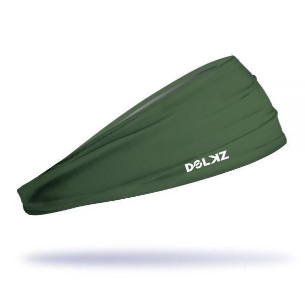 Headband Slim Dolkz -Army Green