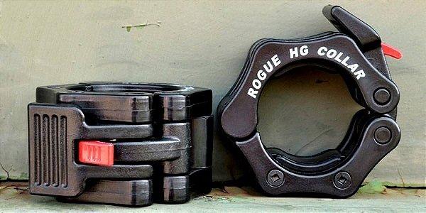 Presilha Rogue HG Collar - Barras Olímpicas -  Par (seminovo)