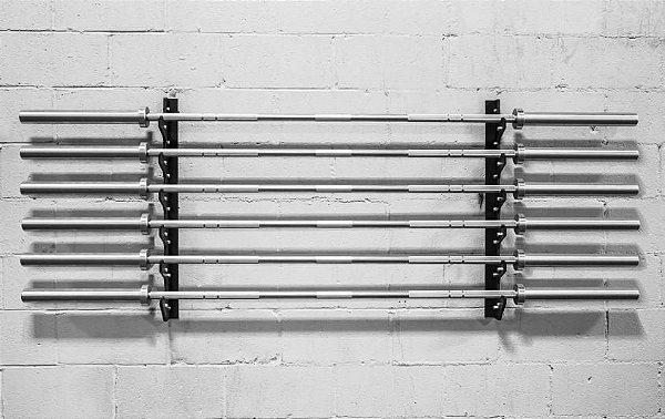 Suporte de parede para Barras Rogue V2 Gun Rack (Usado)
