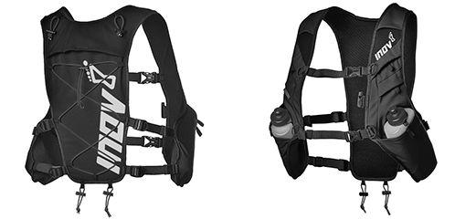 INOV-8 Mochila Race Ultra Vest com Garrafas