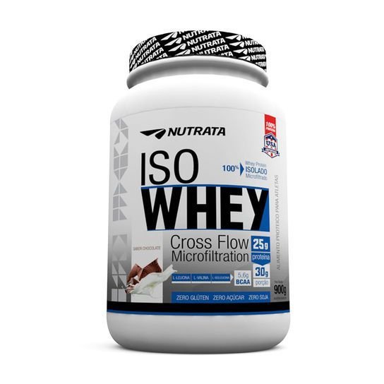 Nutrata ISO Whey Protein