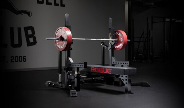 ROGUE Combo Rack - Power Lifting (Certificado IPF Competições)