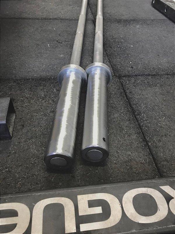 Barra  Treinamento Alumínio Rogue -15lb - (seminovo)