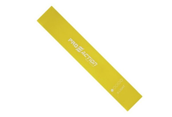 Mini Band Ultra Leve - Cor Amarela - Unidade