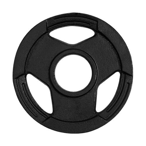 Anilha Olímpica Ferro 51mm Sport - 2kg - par