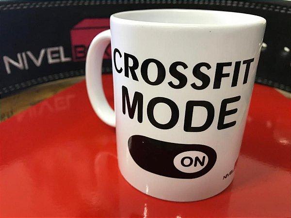 Caneca Crossfit - Crossfit Mode