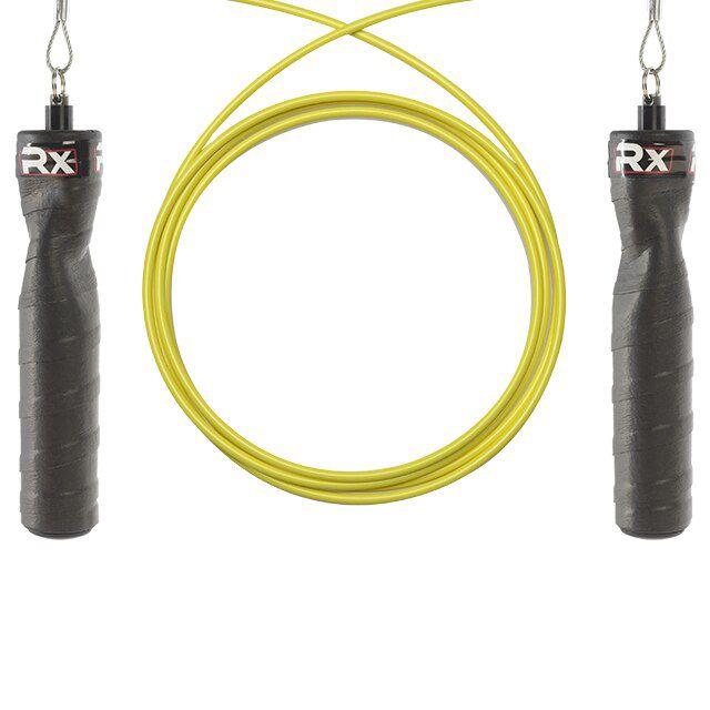 """Corda de Pular RX Smart Gear - Fio Amarelo - Hyper 1,8oz - 9'2"""""""