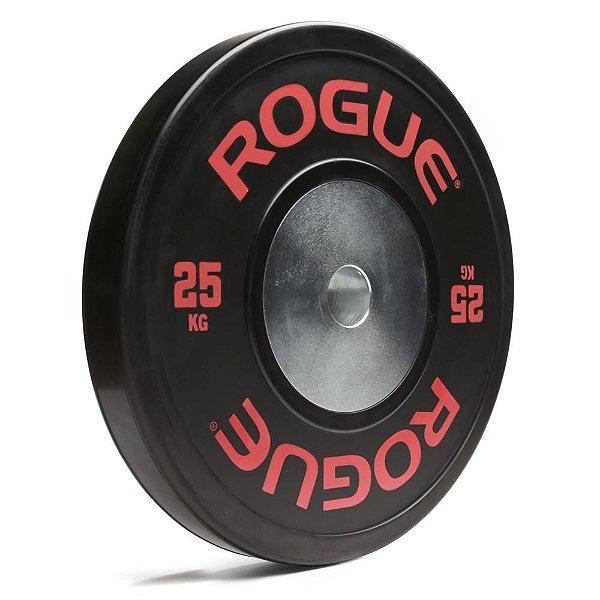Anilhas Rogue Black Training - 25kg - Par