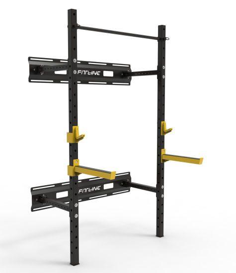 Rack Home Box Dobrável com Suporte Segurança
