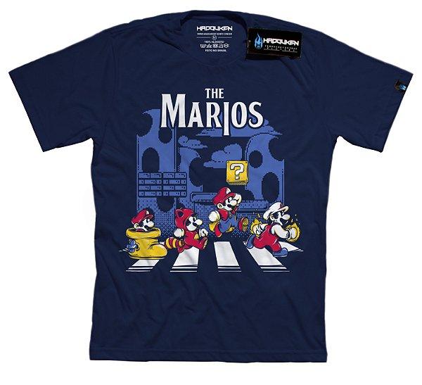 Camiseta The Marios