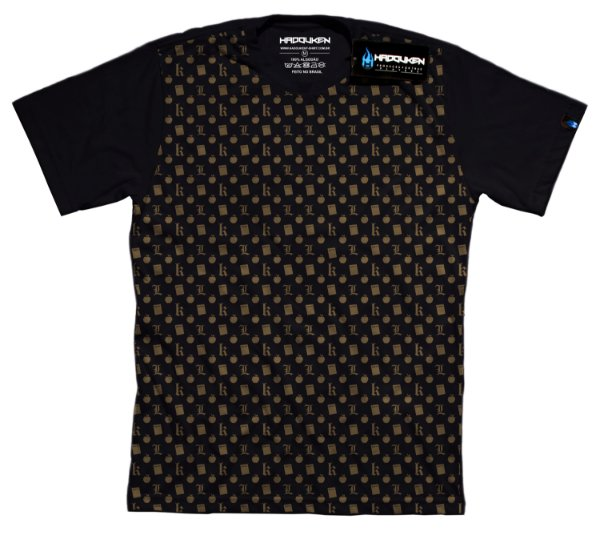 Camiseta Death Vuitton